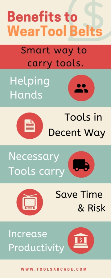 Tool Belts Benefits