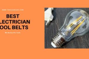 best electrician tool belts reviews