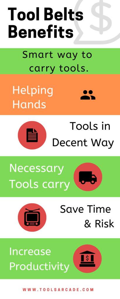 Best Framing tool Belt-Benefits