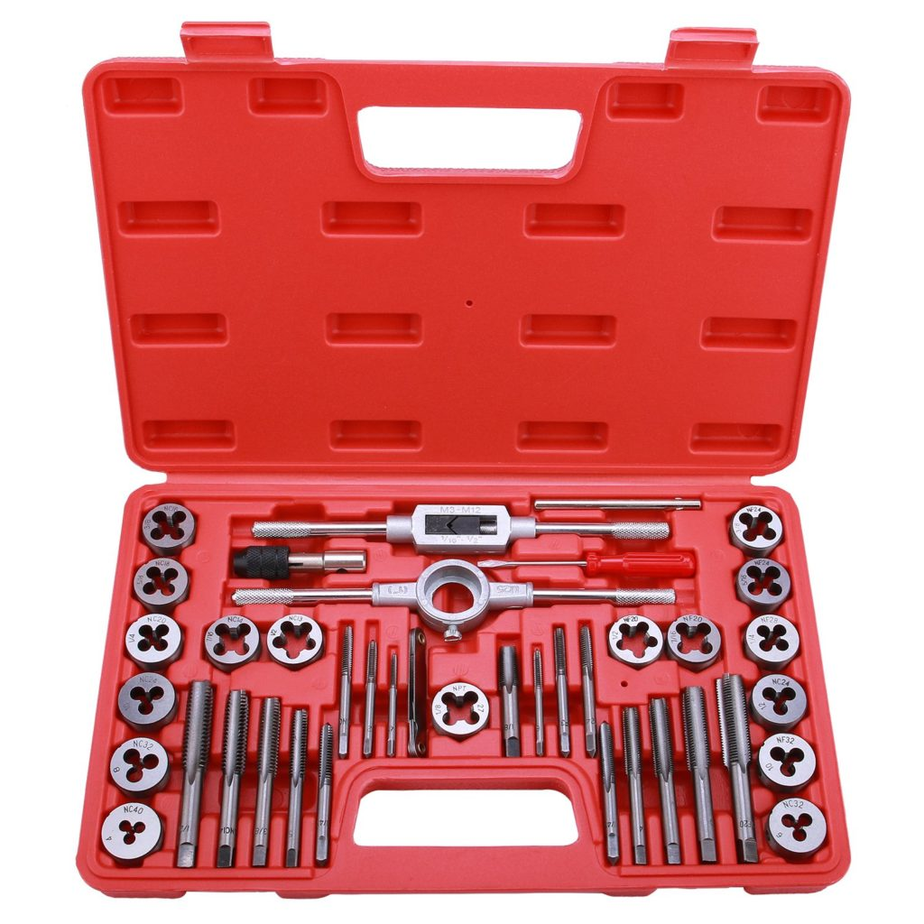 EFFICERE tap and die set