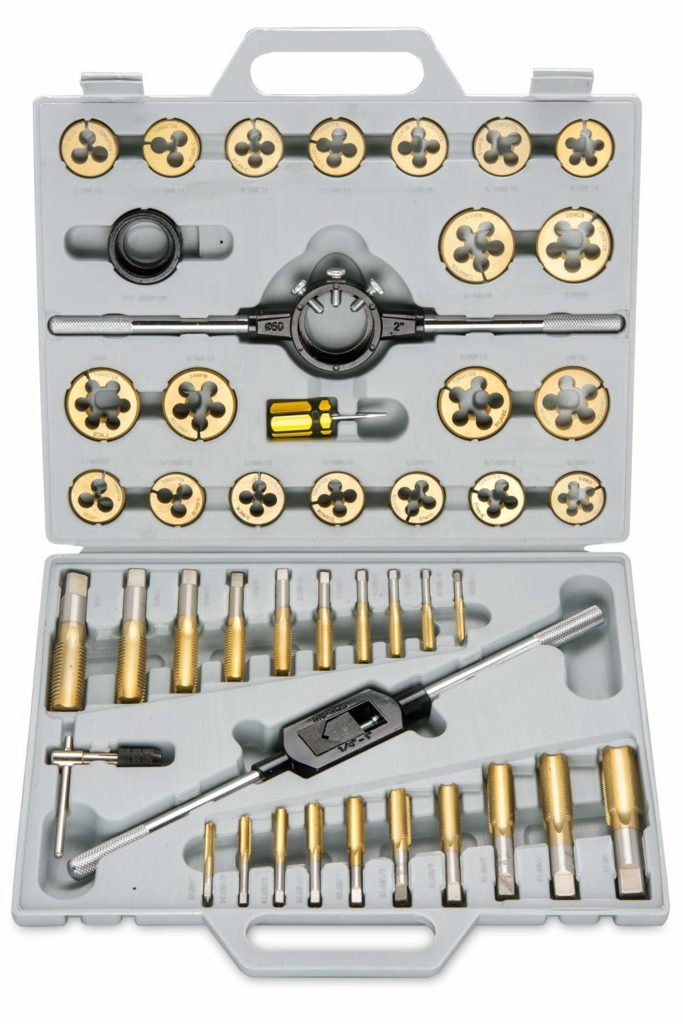 Neiko tap and die set