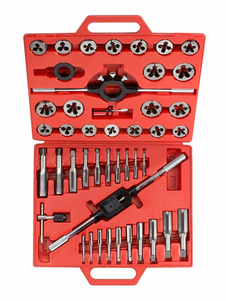 Tekton 7561 tap and die set