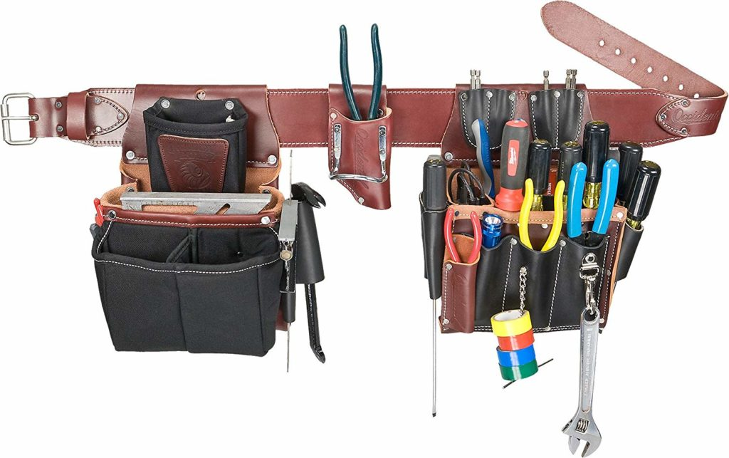 Occidental leather 5590