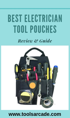 top rated electrician tool pouch