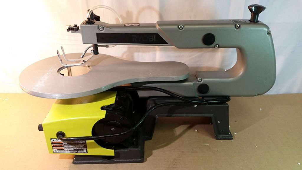 ryobi scroll saw #SC165VS