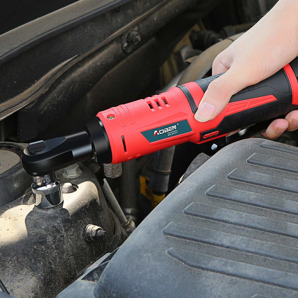 power torque cordless ratchet