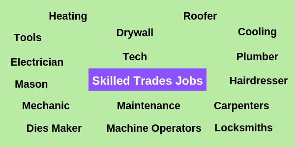 skilled trades in demand