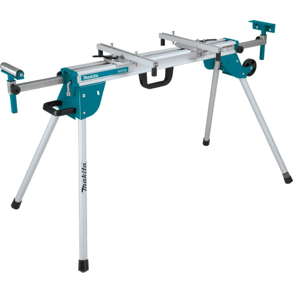 miter saw stand on wheels