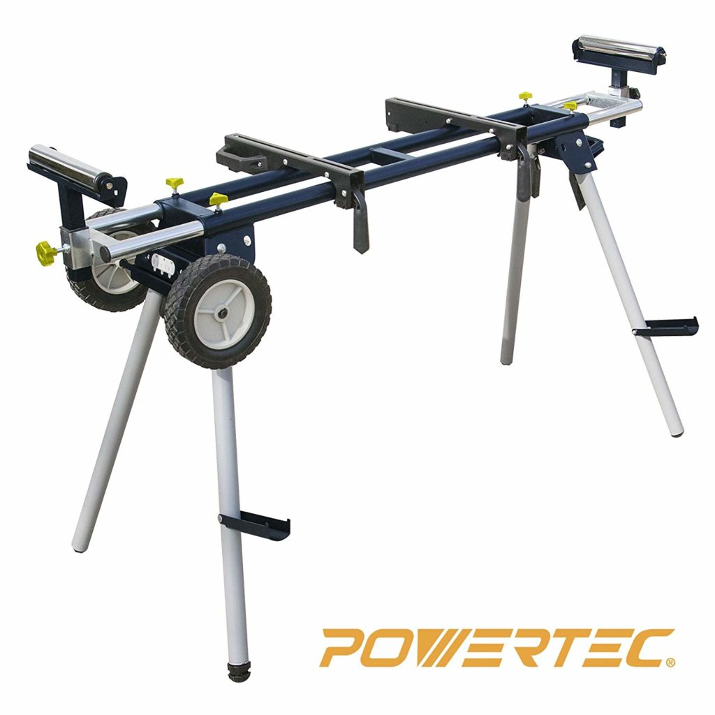 Folding Miter Saw Stand