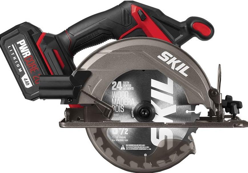 skil cordless circular saw