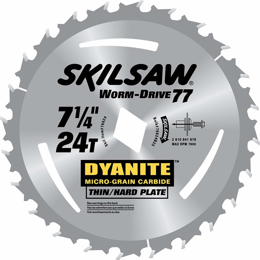 circular saw blades for wood