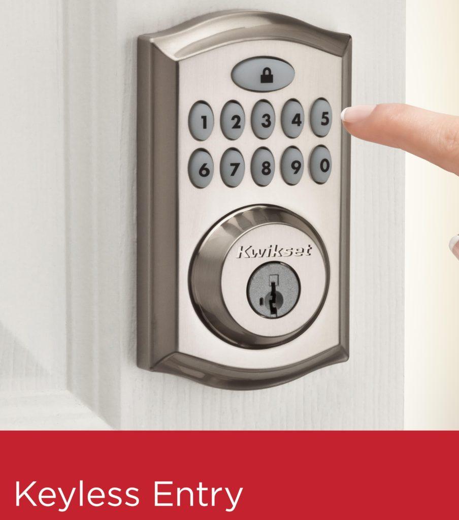 keyless entry home