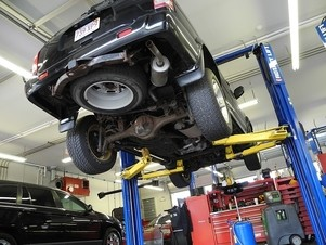 chemicals used in auto body shops
