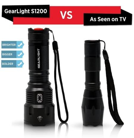 best tactical flashlight under $50